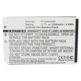 993-000145 993-000237 C-LR65 Battery for Logitech Squeezebox Duet