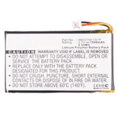 H603759-1S1P Battery for Bushnell Yardage Pro XGC 368250 XGC+ 368350