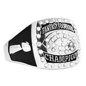 Fantasy Football Championship Ring Trophy League Champ Champion 2017