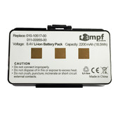 010-10517-00 Battery for Garmin GPSMAP 276 296 376 378 396 478 496