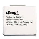 14151-01 26-02180 Battery for GN Netcom 9120 9125 Jabra GN9125 Headset
