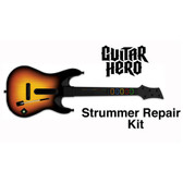 Guitar Hero GHWT Strummer Repair Kit 2 Switches XBOX360 PS2 PS3 Wii