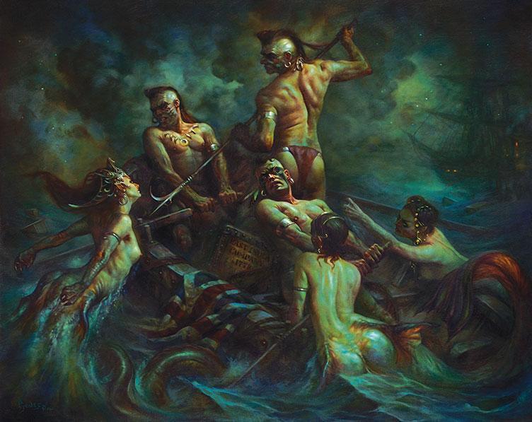 The Gathering Storm Patrick J. Jones