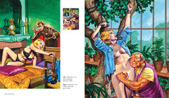 Sex and Horror: The Art of Emanuele Taglietti. La Poliziotta. Published by Korero Press