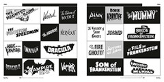 Custom Lettering of the '20s and '30s by Rian Hughes – Horror