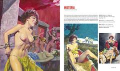 Sex and Horror: The Art of Alessandro Biffignandi - Misteria