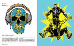Mexican Graphics: Calavera Comics.