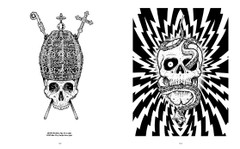 Skullface: Pope and One Eye by Mike Giant.