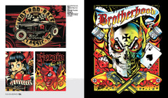Kustom Graphics: Hot Rods, Burlesque and Rock'n'roll. David Vicente.