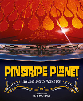 Pinstripe Planet: Fine Lines From the World's Best. Herb Martinez.