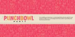 Non alcoholic cocktail: Punchbowl. Kiddie Cocktails by Derek Yaniger and Stuart Sandler.Korero Press.