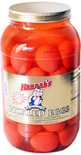 Hannah's Pickled Eggs