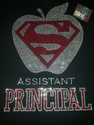 Super Assistant Principal (apple)