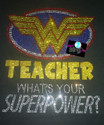 Wonder Woman TEACHER