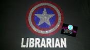 Captain American Librarian