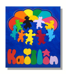 3d Name Puzzle for Kids