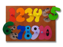 Number Counting puzzle
