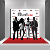 Red Carpet Backdrops, Step and Repeat Banners