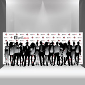 Step and Repeat 20x8, Step and Repeat Banners, Red Carpet Backdrops, Red Carpet Banners