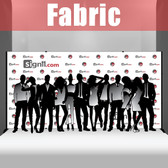 Fabric Step and Repeat Banner Backdrop 16'x8'