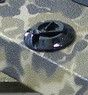 "Black powder-coat finish, for 1/4"" - 1/2"" lines 4-inch diameter.  Model 425.  For freshwater use only."