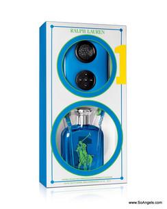1 nước hoa Pony 1 EDT 125ml, 1 dây tai nghe nhạc và 1 loa nghe nhạc cho Ipod, ipad, MP3.