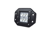Flush Mount 24 Watt  Flood Beam Recessed LED Work / Reverse Light