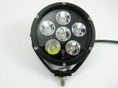 5 Inch Round Light Bar Driving Light SPOT Beam