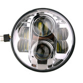 "7"" Round LED headlight replacements (PAIR)"