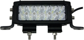 """Double Row CREE LED 7"""" Flood beam light bar"""