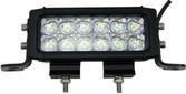 "Double Row CREE LED 7"" Spot beam light bar"