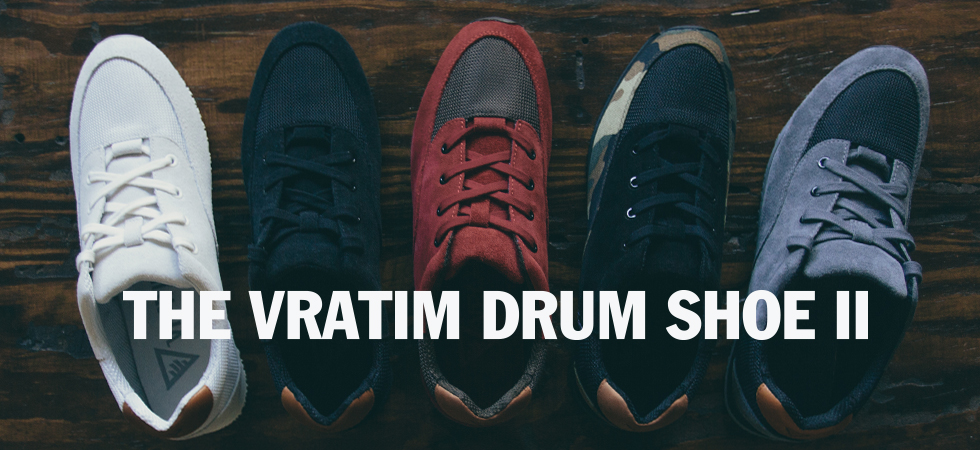 The Vratim Drum Shoe II