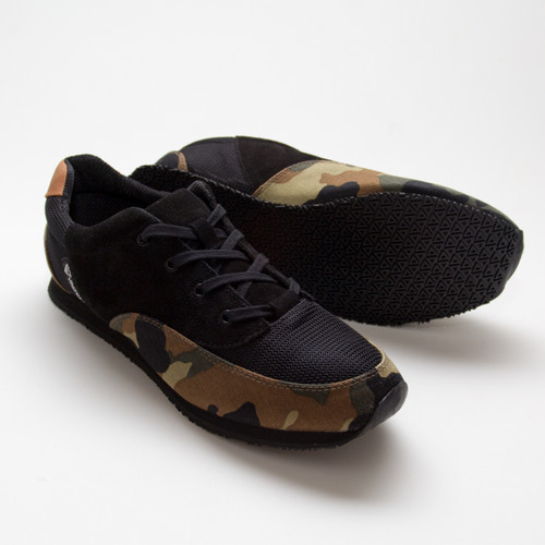The Vratim Drum Shoe II - Camo