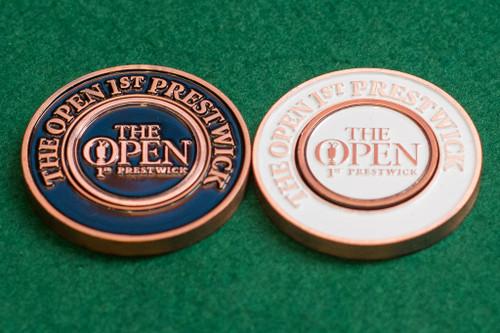 CMC Duo Marker - 1st Open