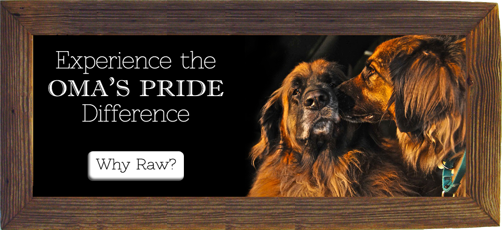 Experience the Oma's Pride Difference