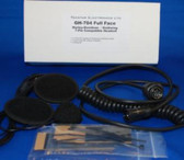 StarCom1 Headset, full face, For Harleys and Goldwings 7 Pin GH-704