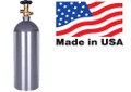 10 LB CO2 Cylinder, Aluminum, New