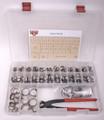 Deluxe Oetiker Clamp Tool Kit