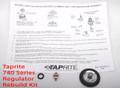 A Taprite Regulator repair kit