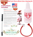 Ball Lock Home Brew Line Cleaning kit