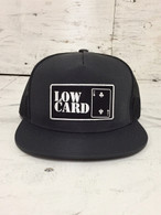 Classic Canvas Trucker Charcoal