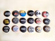 Assorted Pins   6 for $3.50  Baker's Dozen for $6.50