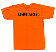 Standard Logo T-Shirt - Orange