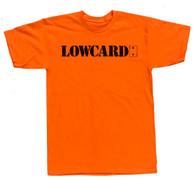Standard Logo T-Shirt - Orange