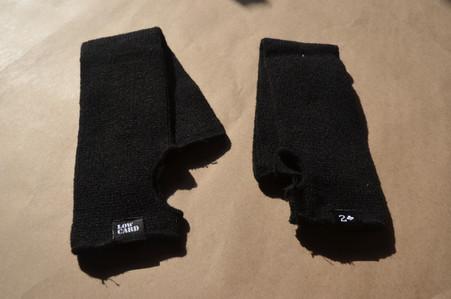 Lowcard Arm Warmers - Black