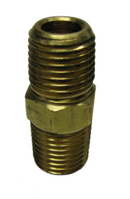 "P14214 - Hex Close Nipple 1/4""M"