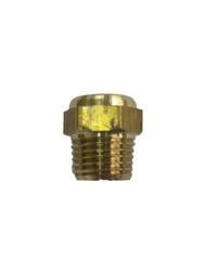 "1/8"" NPT Brass Muffler/Breather (P00018)"