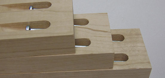pocket joinery