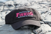 Fishing Perfected by Women Hat- Black