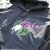 Fishing Widow Hooded Sweatshirt